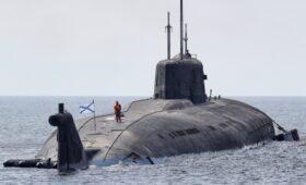 В Минобороны ответили на данные датских моряков о российской подлодке»/>