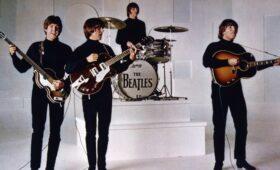 В Англии на торги выставлена статуя богини Афродиты с концерта The Beatles (ФОТО)