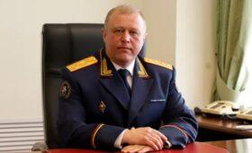 Путин уволил заместителя Бастрыкина»/>