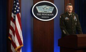 Пентагон раскрыл детали о взрыве у аэропорта Кабула»/>