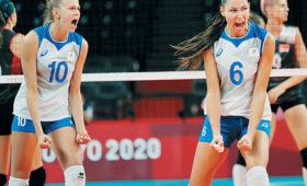 Спортсменки и просто красавицы: женские сборные страны рвутся к медалям Токио-2020