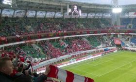 В Москве разрешили проводить спортивные мероприятия с участием 3 тыс. зрителей