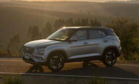 Ещё одна новая Hyundai Creta: с дизайном, как у российского кросса, и литровой турботройкой