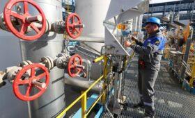«Газпром» начал закачку газа в подземные хранилища в Европе»/>
