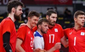 Мужская сборная России по волейболу пробилась в финал Олимпиады в Токио
