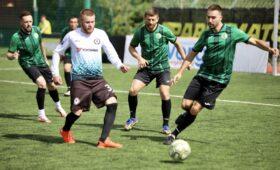 Команда телеканала «МИР» вошла в восьмерку сильнейших любительских футбольных клубов России