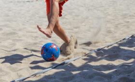 Чемпионат мира по пляжному футболу стартует в Москве