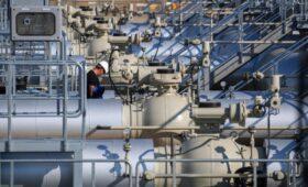 Биржевые цены на газ в Европе установили новый рекорд»/>