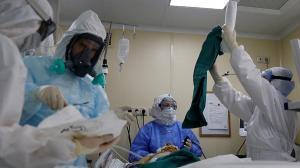 В Украине снова выросло количество заболевших коронавирусом