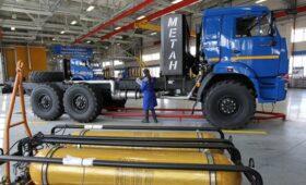 В «Газпроме» попросили увеличить субсидии для автомобилей на газе»/>
