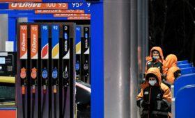 Биржевые цены на бензин АИ-95 обновили исторический рекорд»/>