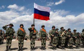 Военные союзники России усилят противодействие угрозам из Афганистана»/>