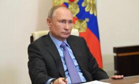 Путин: Игры стран СНГ будут способствовать международному гуманитарному сотрудничеству