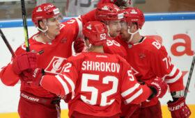 «Спартак» впервые с 2009-го трижды подряд победил на старте сезона КХЛ
