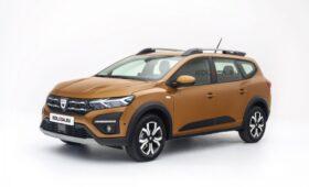 Новый Dacia Jogger 2022