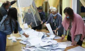 ЦИК огласила данные подсчета 40% голосов на выборах в Госдуму»/>