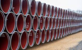 В Fitch объяснили рост цен на газ в Европе»/>