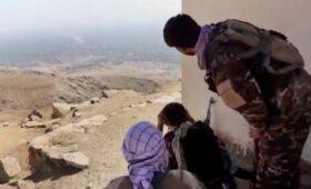 Al Jazeera назвала причину замедления наступления талибов в Панджшере»/>