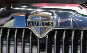 На ВЭФ показали российский Aurus на водородном топливе