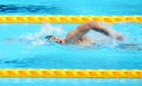 Пловец Роман Жданов установил мировой рекорд и завоевал золото Паралимпиады