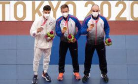 «Это для тебя»: паралимпиец Кобесов посвятил медаль Токио своей умершей матери