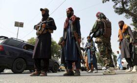 Талибы заявили о взятии под контроль провинции Панджшер»/>