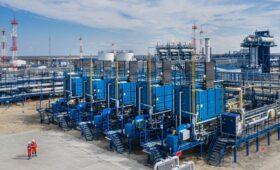 ЛУКОЙЛ заменит Shell в СП с «Газпром нефтью» на Ямале»/>