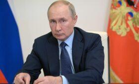 Путин указал на ошибку Еврокомиссии после резкого роста цен на газ в ЕС»/>