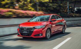 Седан Honda Crider обновлён на фоне обвала продаж: больше, но дешевле Civic
