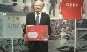 Патриарх футбола: Никите Симоняну исполняется 95