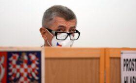 Первые итоги выборов показали победу правящего движения в Чехии»/>