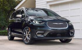 Chrysler собирается обновить Pacifica: полный привод станет опцией